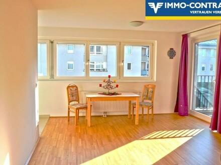 Moderne 2-Zimmer-Wohnung inkl. Loggia, Garage & Wellnessbereich
