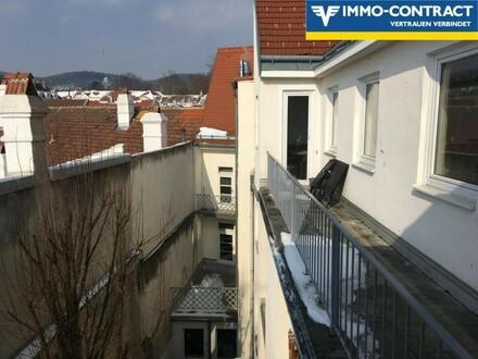 Mietwohnung in der FUZO - mit Balkon!