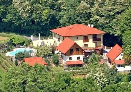 Große Villa mit Pool in Traumlage - Mitten in der steirischen Toskana - Absolute Ruhelage!