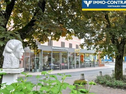 1A - Adresse - Kurkonditorei mit Restaurant - Ausbau von Ferienappartments oder Wohnungen möglich
