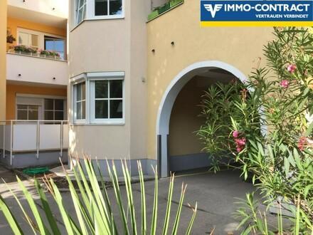 Terrassenwohnung - zusätzlich mit Gartenparzelle und Stellplatz