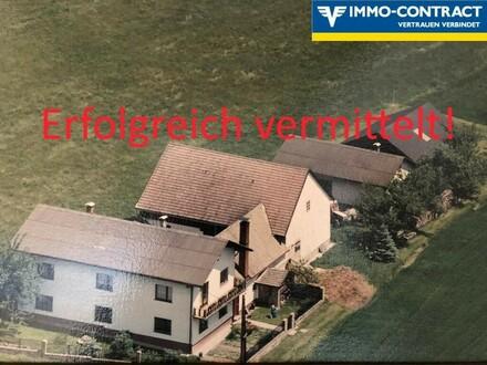 Bauernhaus in Alleinlage
