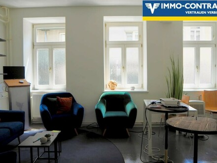 LMG: € 290,-- je Arbeitsplatz, Meetingraum, Cafeteria, Showroom, ... all inclusive