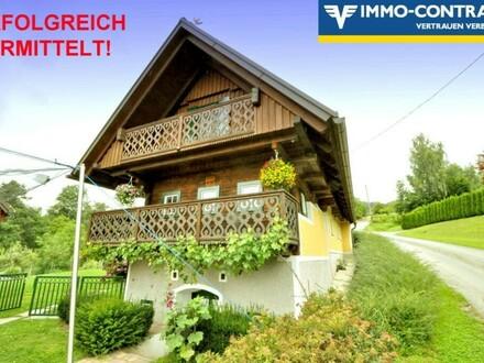 Bilderbuchhaus im Schilcherland