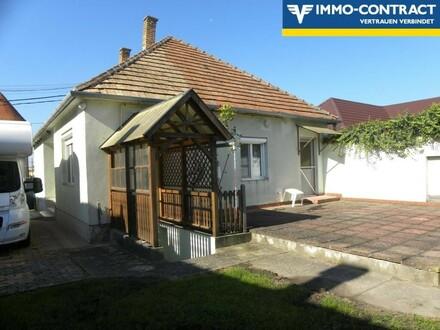 Familienhaus auf Schüttinsel (Szigetköz)