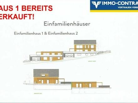 Geräumiges Einfamilienhaus belagsfertig - Technisch hochwertige Ausstattung - Schlüsselfertig möglich!
