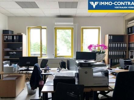 Ausgezeichnetes Preis- Leistungsverhältnis -> modernes Büro, zusätzlich Lager- und Stellplätze