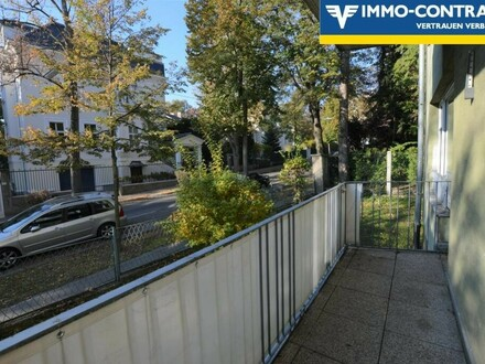 Balkonwohnung im Cottage-Viertel | RUHELAGE