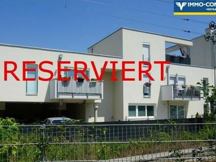 Bequemes Wohnen 2 Zimmer, Balkon, geförderte Neubau-Genossenschaftswohnung Top 2