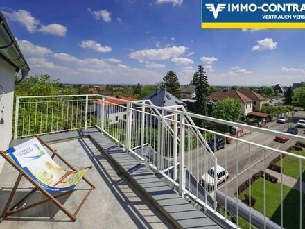 Luxus Penthousewohnung mit 3 Dachterrassen