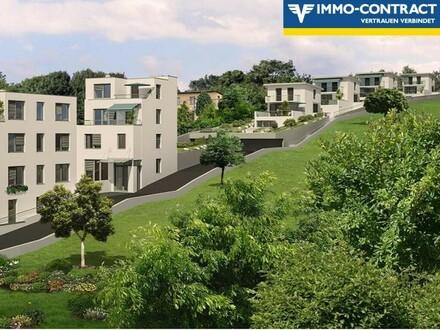 Kleingartenhaus am Wilhelminenberg mit Ausblick auf Wien