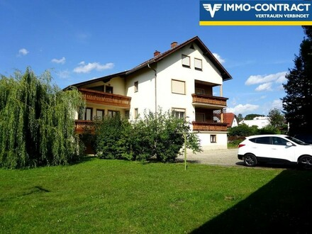 Toplage! Großer Garten! Zweifamilienhaus in Ruhelage mitten in Bad Tatzmannsdorf