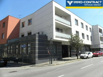 Bürolokale in Hainburg, € 6,5/m² netto + BK + UST
