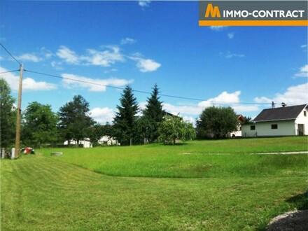 ERFOLGREICH VERMITTELT: Baugrundstück in Wernberg
