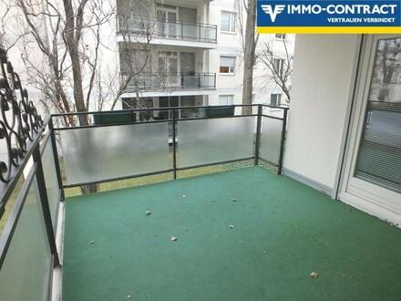 Perfekt geschnittene 3-Zimmer Balkonwohnung in wunderbarer Lage