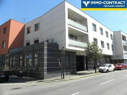 Geschäfts- Bürolokal in Hainburg, € 6,5/m² netto + BK + UST