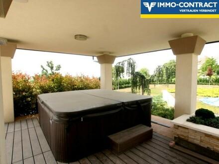 Traumvilla wie in Toscana mit 2400 m² Garten - Preis VB