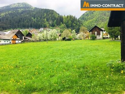Großzügiges Baugrundstück in Ferienregion Gailtal
