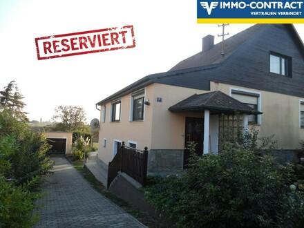 gepflegtes Wohnhaus in Hohenau an der March