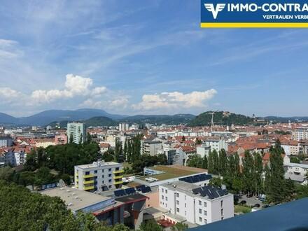 Wohnen über den Dächern von Graz