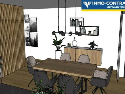 Neubauprojekt - Reihenhaus mit sonniger Terrasse