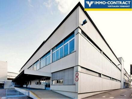 Büro, Produktion - rund 500 - 3.800 m²