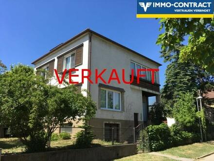 VERKAUFT.Schönes EFH in Bestlage in Neusiedl am See (teilw. sanierungsbedürftig) & Werkstatt mit Keller (akt. ca. 76m²) aufstockbar…