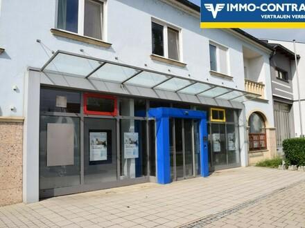 Wohn- und Geschäftshaus an der Hauptstraße zu verkaufen, saniert 2002.
