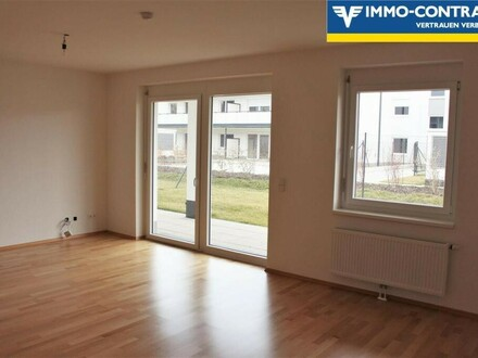 Gartenwohnung in Zentrumsnähe 81,4 m² - provisionsfrei