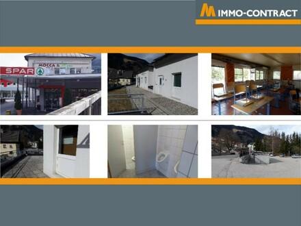 Gewerbeliegenschaft - Geschäftslokale, Wohnungen, Café