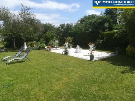 2 HÄUSER in schöner Gartenanlage