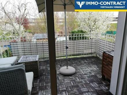 Sonnige 3,5 Zimmerwohnung mit Terrasse