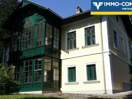Ein typisches Wienerwaldhaus