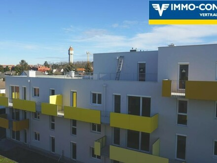 Schon bald einziehen! Genossenschafts-Wohnung 2. OG mit Balkon & 1 Kfz-Stellpl. S3/Top 19