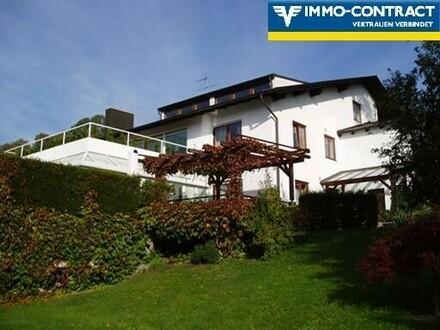 Eindrucksvolle Villa mit Gästehaus nahe Wien