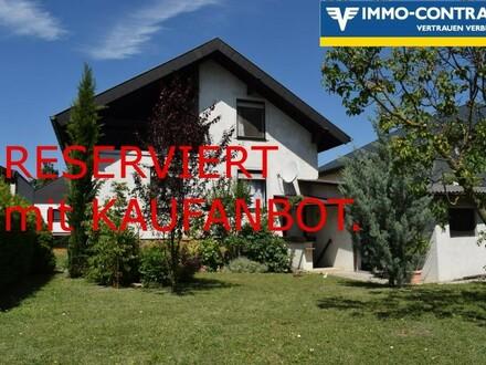 RESERVIERT MIT KAUFANBOT.Schönes Einfamilienhaus in Bestlage von Bruck an der Leitha.