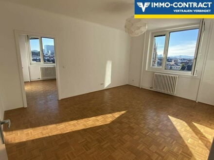 Renovierte Wohnung mit Ausblick/ Nähe Innenstadt