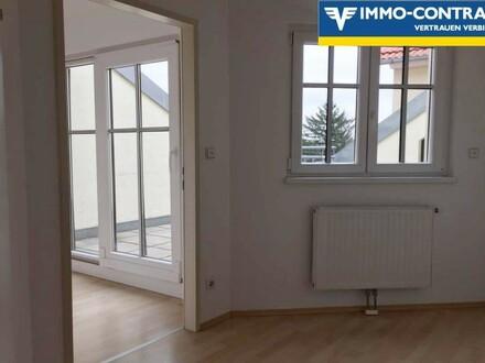 Top Lage in Mauer: Terrassenwohnung im Dachgeschoss