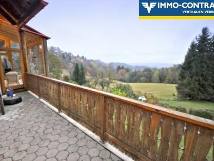 Stadtrand Villa in schöner Aussichtslage