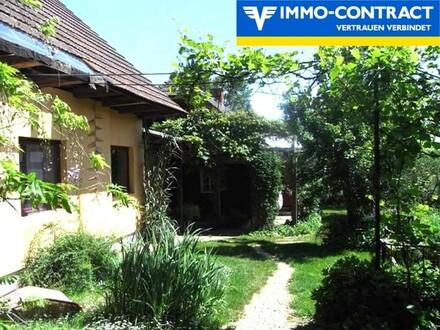 Ehemaliges Bauernhaus für eine große Familie oder drei Wohneinheiten in einer Sackgasse