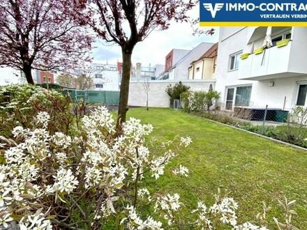 Gartenwohnung in ruhiger Villengegend - Nähe Lobau