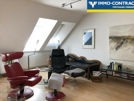 Moderne Dachterrassenwohnung in Ruhelage mit Traumblick