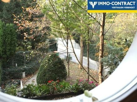 Rarität! Exquisite 4 Zimmerwohnung mit 2 Balkonen im heißbegehrten Cottageviertel!