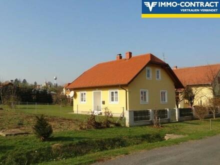 Modernes Einfamilienhaus mit Garten Nähe Grenze