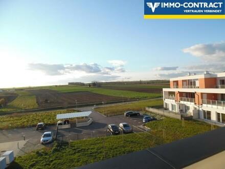 Neubau-Mietwohnung mit 13m² Terrasse