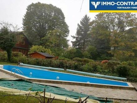 FAMILIENDOMIZIL mit Pool in Hietzing!