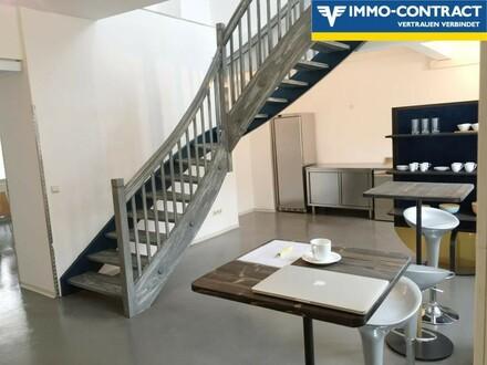 Trendige Büros in der Leitermayergasse - zusätzlich mit Gemeinschaftsflächen - Miete bereits inkl. BK, Heizung und Strom