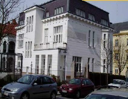 Büro in Jugendstilvilla - auch als Wohnung mietbar