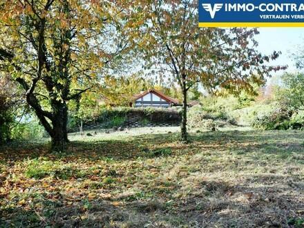 Schönes Grundstück in Waldrandlage!