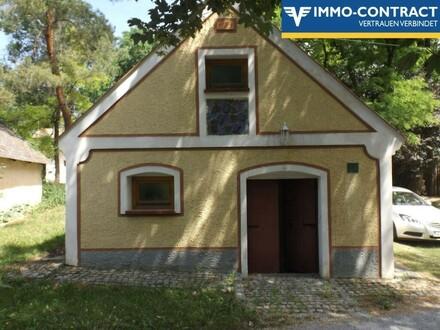 Kellerstöckl, Gustostück für Anspruchsvolle: neu renoviertes Presshausstüberl mit 6m tiefem Keller- PREISREDUZIERT
